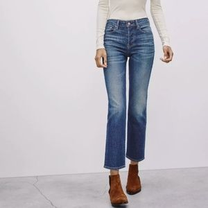 NWT Aritzia The Castings High Rise Cropped